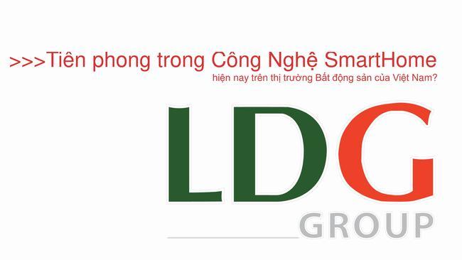 Logo chủ đầu tư LDG Group